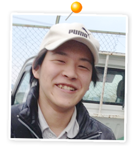 濱﨑 輝(はまさき ひかる)